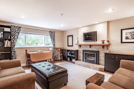 Nice Cozy Home Mountain View, Fireplace_SANITIZED