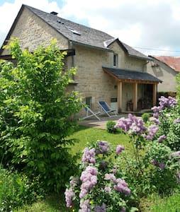 La Grange du Pradel: confort et nature.