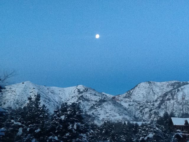 Mountain solitude with starry nights - Glenwood Springs - Dom