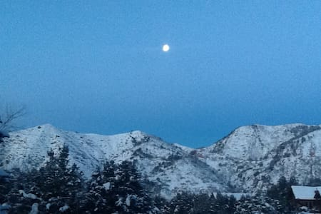 Mountain solitude with starry nights - Glenwood Springs - Hus