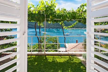 Romantic apartment on the sea - Rabac - Wohnung
