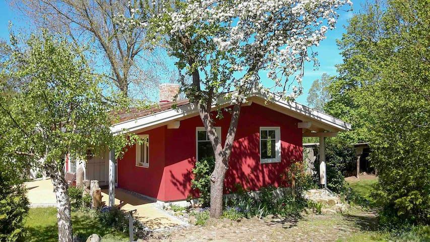 Ferienhaus mit Sauna inkl. Parkplatz an der Ostsee