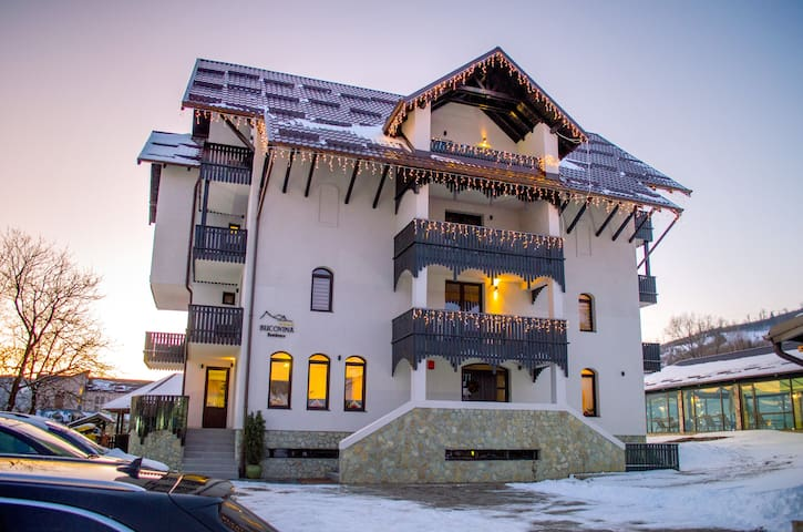 Bucovina Residence **** Double Room 1