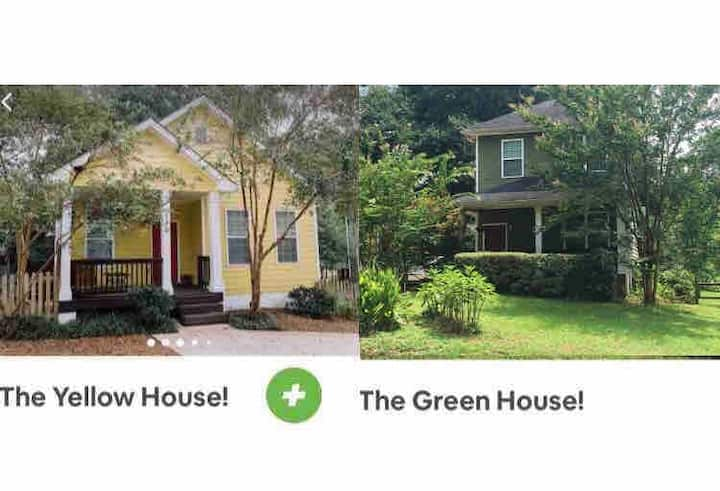Two houses for one price!