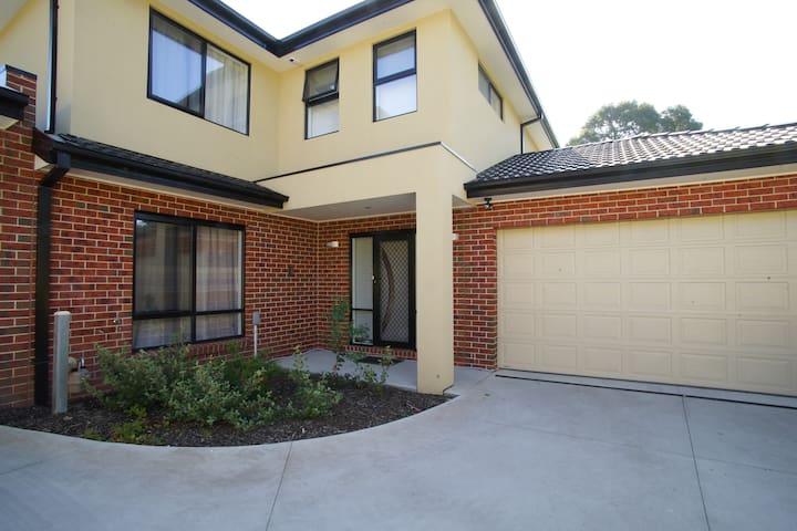 Family Lodge in Glen Waverley RM 1 - Glen Waverley - Casa