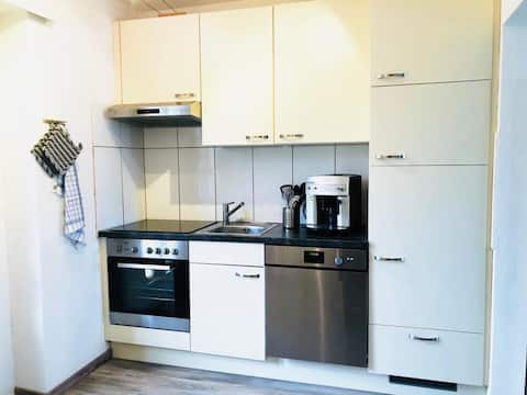 Beautiful apartment close to Zurich Airport.