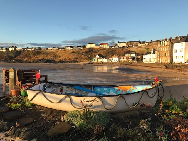 Unique Fife Coastal Retreat - Kinghorn - Apartamento