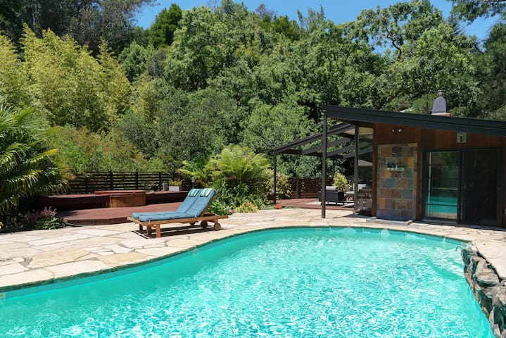 Luxury Spa Retreat near San Francisco