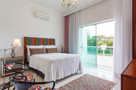 Beautiful apartment near the beach. - Florianópolis - Apartamento