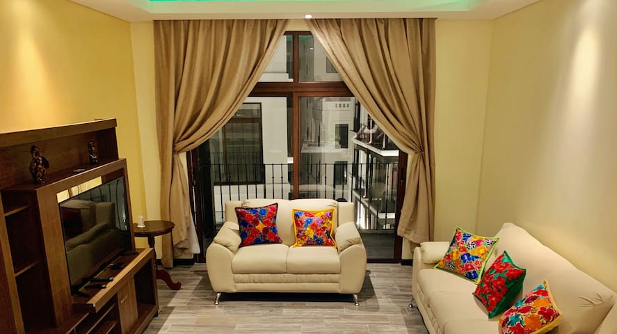 Posh 2BR in the heart of Cayalá