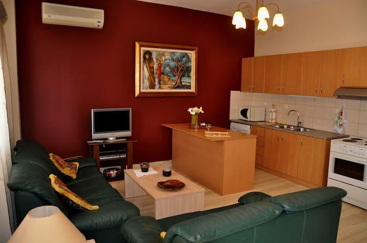 Knossos AirBnB Apartment - Iraklio - Appartement