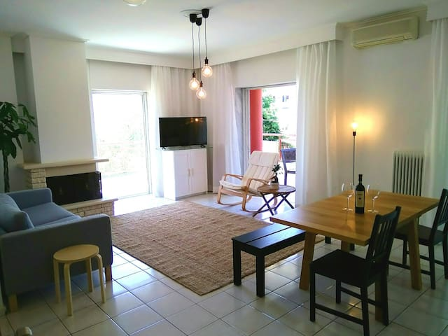 3BR Suite 200mts from the Beach
