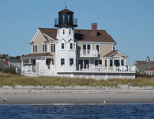 West Yarmouth - Luxury Oceanfront Vacation Home