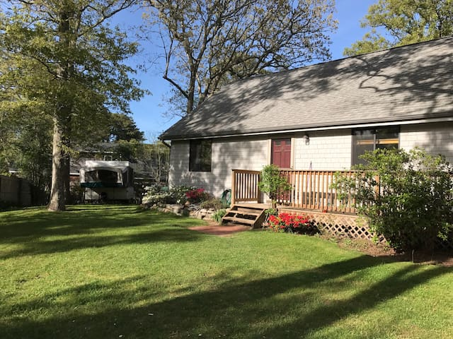 Completely renovated Vineyard home