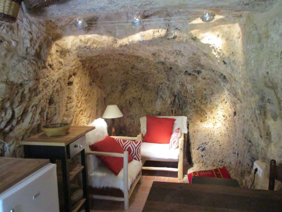 grotte salon