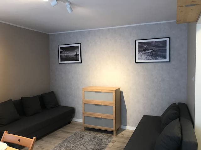 I will rent a beautiful studio for 2-4 people