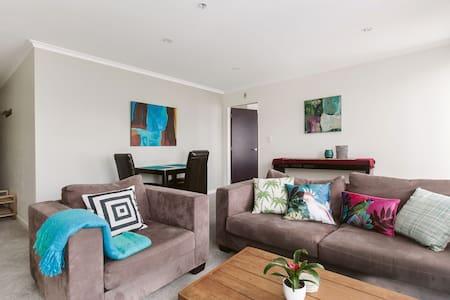 Fabulous central sunny apartment - Wellington