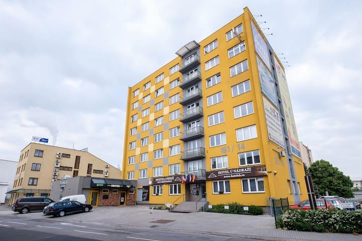 Ubytovna U Nádraží pokoj pro 1-2osoby