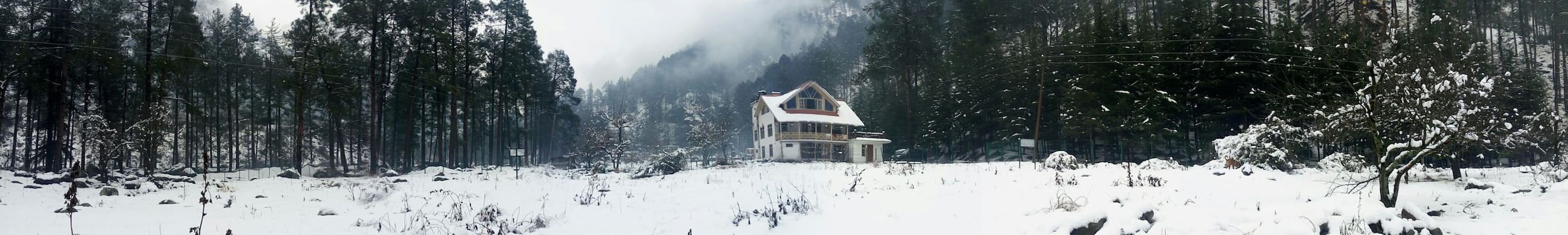 Parvati Woods Cottage Kasol - Kasol