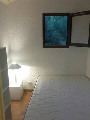 La chambre comprenant un lit pour 2 personnes