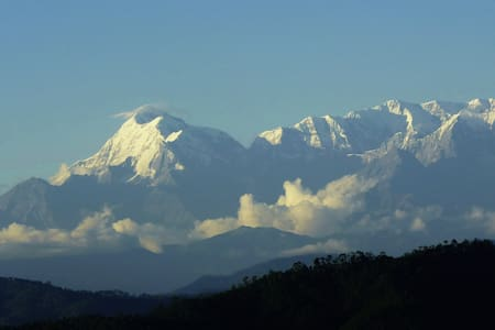 Vidyuns Hide Out- The Up - Ranikhet Almora  peaks