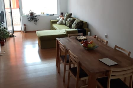 Veliko Tarnovo spacious apartment.