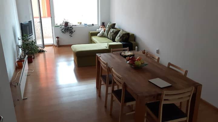 Veliko Tarnovo spacious apartment.