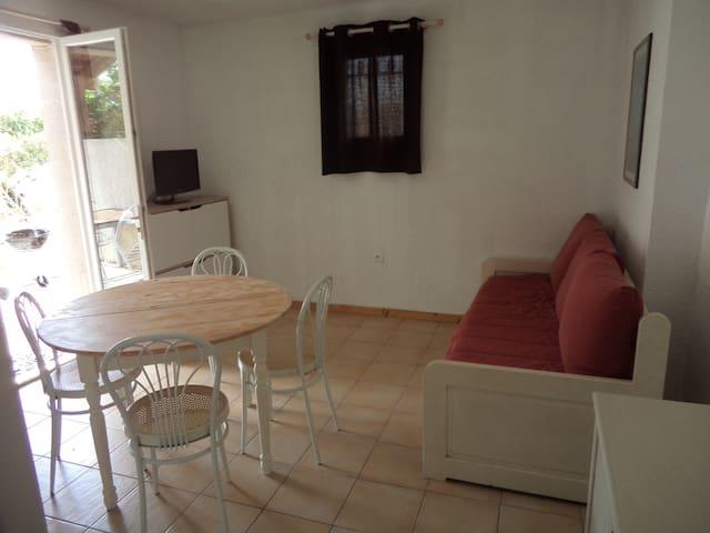 Rez de villa Porticcio - Cauro - อพาร์ทเมนท์