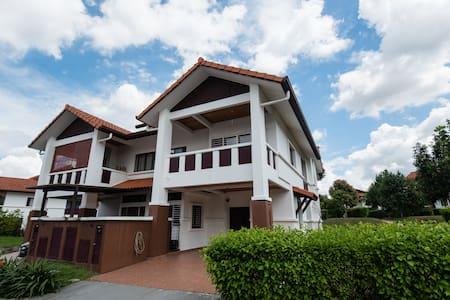 The Haven Villa (THV) Putrajaya Spacious Homestay - Putrajaya - Villa