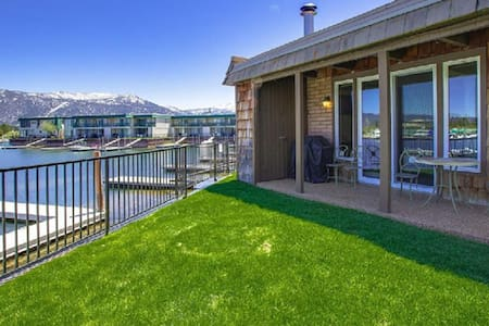 Waterfront Tahoe Keys Condo with Moutain Views - South Lake Tahoe