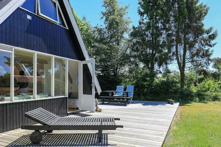 Contemporary Holiday Home in Falster with Garden