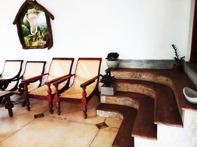 Ambasewana Oruthota bungalow