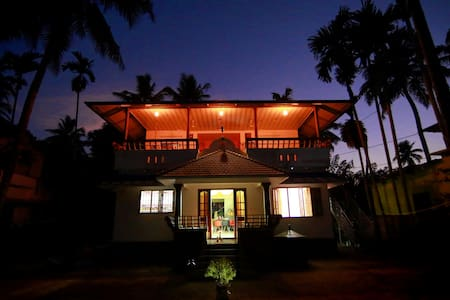 Alappey Backwater Homestay (Kuttanadu)