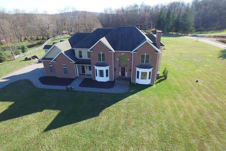Upscale Country Near Mountain Creek Ski Resort - Lafayette Township