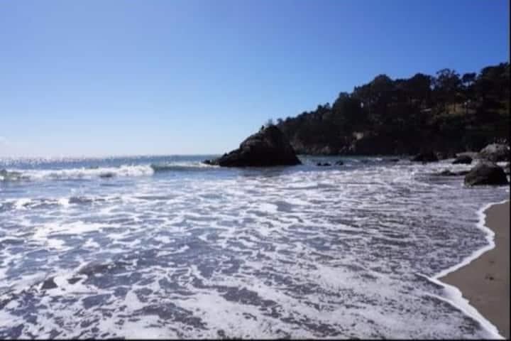 Muir Beach Staycation