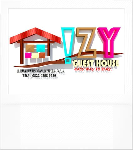 IZY GUEST HOUSE, easy way to stay.. - Jayapura - House