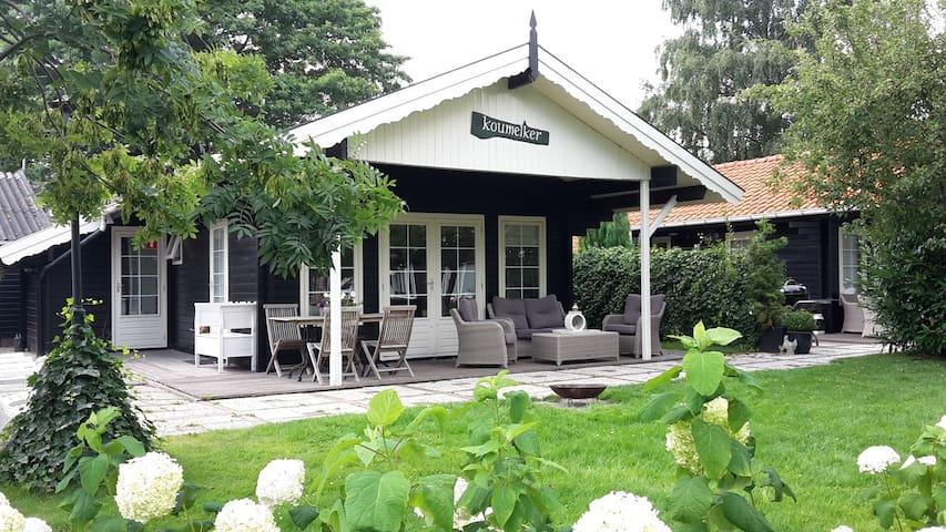 Vakantiehuis aan het water - Terherne - Cabin