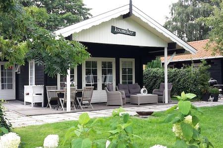 Vakantiehuis aan het water - Terherne