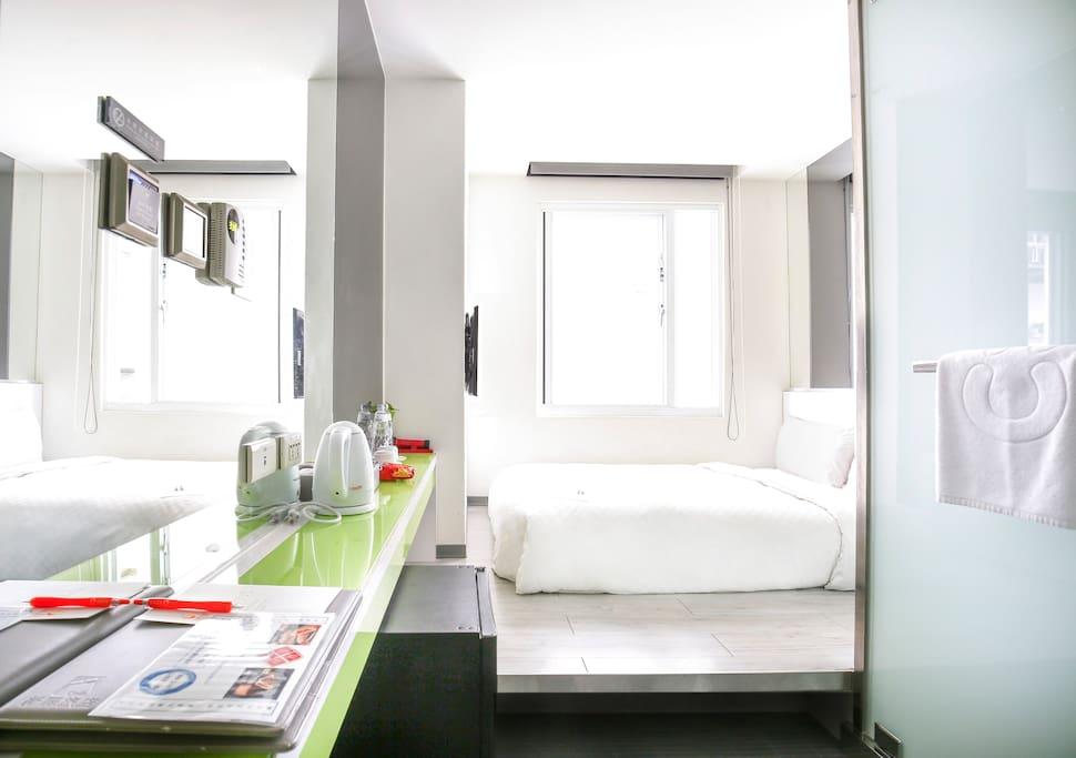 標準客房 Standard Room