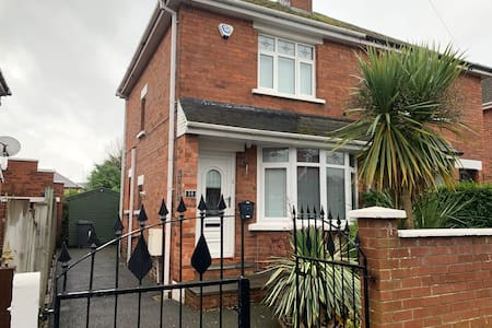 Cosy Belfast home in a fantastic location.