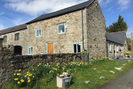 Halkyn Mountain - Character cottage Mold/Holywell - Flintshire
