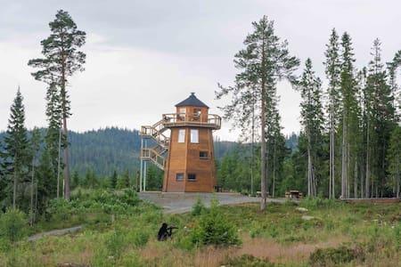 Tårnheim på Hølonda