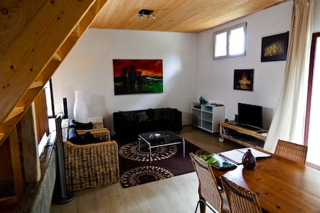 Cottages on countryside not far from breton coast - Plouvorn - Nature lodge - 1