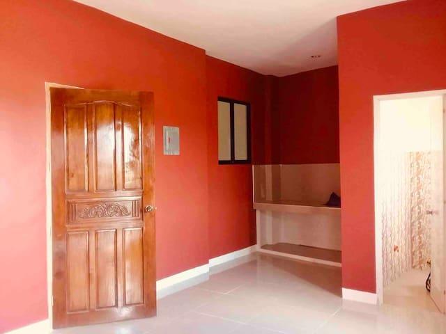 Rose' Place Kabankalan  - Red Room