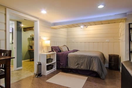 Private room with private entrance - Fairview Park - Rumah