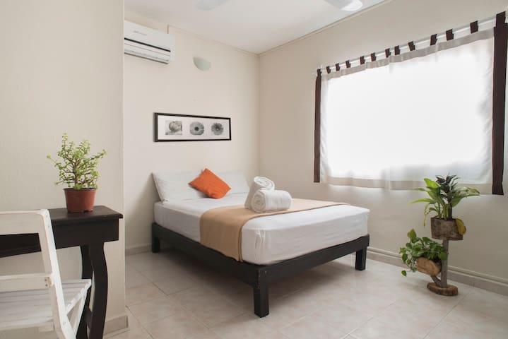 Habitación Sencilla en Wabi Hotel