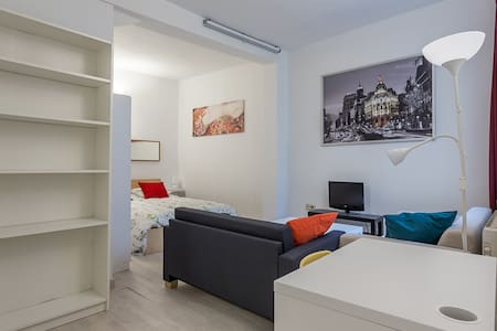 Central and comfortable apartment - Мадрид - Квартира