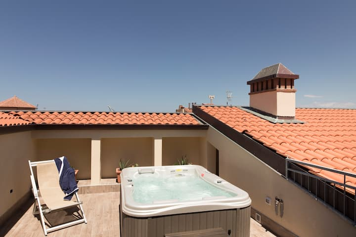 ⧫ 2 Bedrooms + hot tub + indoor swimming pool ⧫