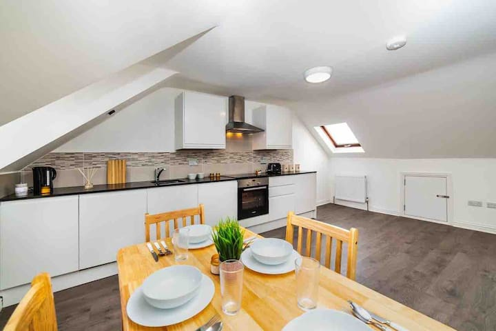 Luxury Apartment Hampstead