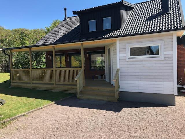 Onsala 200kvm nyrenoverat hus